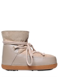 Ikkii Ikkii Classic Low Suede And Leather Boots