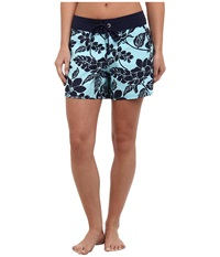 Tommy Bahama Stem Floral Boardshort 5 Cover Up Swimmiing Pool Mare Women's Swimwear Green