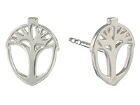 Alex And Ani Precious Ii Unexpected Miracles Post Earrings Sterling Silver Earring
