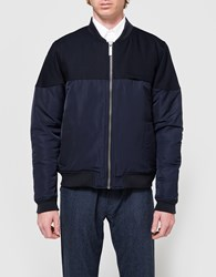 Native Youth Mist Bomber Navy