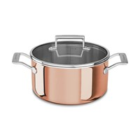Kitchenaid 3 Ply Copper Casserole Pan