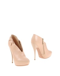Viktor And Rolf Shoe Boots Beige
