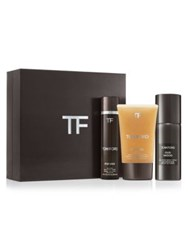 Tom Ford Skincare And Grooming Set No Color