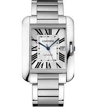 Cartier Tank Anglaise Extra Large Watch