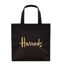 Harrods Small Signature Shopper Bag Unisex