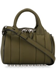 Alexander Wang Mini 'Rockie' Tote Green