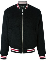 Love Moschino Bomber Jacket Black
