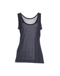 Massimo Alba Topwear Vests Women Slate Blue