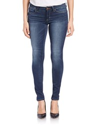 Dittos Super Rise Skinny Jeans Blue