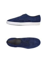 Alexander Hotto Low Tops And Trainers Dark Blue