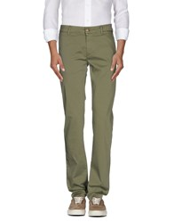 Heavy Project Trousers Casual Trousers Men Military Green