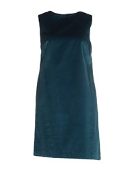 Tonello Dresses Short Dresses Women Deep Jade