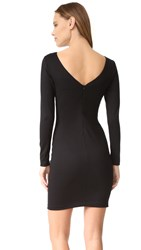 Amanda Uprichard Gigi Dress Black