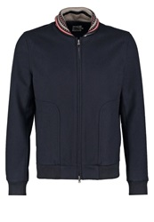 Pier One Light Jacket Navy Dark Blue