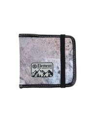 Element Wallets Grey