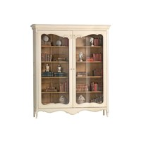 Am Classic Louis Xv 2 Door Ivory Display Cabinet