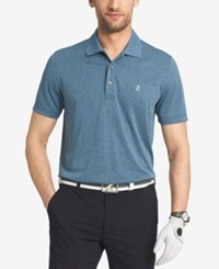 Izod Men's Golf Polo Psdn Bl Ht
