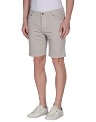 Maison Clochard Bermudas Light Grey