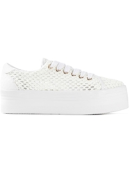 Jeffrey Campbell Mesh Trainers