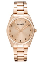 Pilgrim Watch Rose Goldcoloured