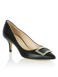 Daniel Tower Hill Court Shoes Black