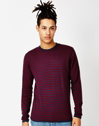 Only And Sons Steffen Knitted Jumper Navy