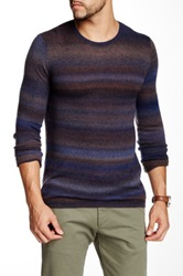 Autumn Cashmere Cashmere Loro Piana Space Dye Sweater Multi