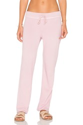 James Perse Genie Sweatpant Rose