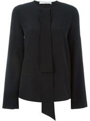 Givenchy Placket Detail Blouse