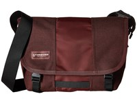 Timbuk2 Classic Messenger Bag Extra Small Currant Messenger Bags Red