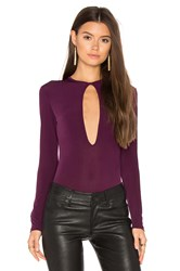 Motel Morch Bodysuit Purple