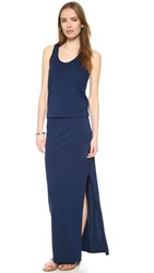 Sundry Maxi Dress Deep Sea