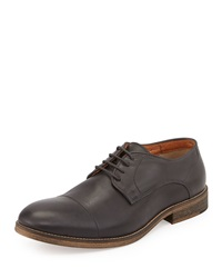 Modern Vintage Anderson Leather Oxford Gray