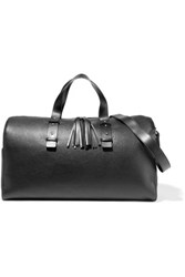 Iris And Ink Textured Leather Bag Black