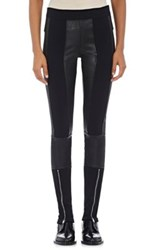 Paco Rabanne Women's Combo Leggings Black
