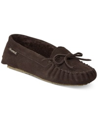 Bearpaw Astrid Moccasins Women's Shoes Brown