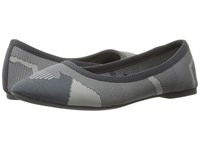 Skechers Cleo Wham Charcoal Grey Women's Slip On Shoes Gray