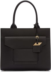 Pierre Hardy Black Cube Metal Tote Bag
