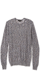 Iro Zakine Pullover Mixed Grey