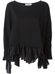 Ivan Grundahl 'Deda Big' Blouse Black