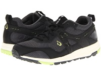 Olukai Kia'i Trainer Ii W Black Pale Lime Women's Shoes