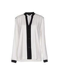 Escada Shirts White