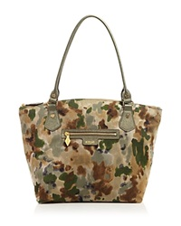 M Z Wallace Mz Wallace Tote Chelsea Forest Print Hunter Green