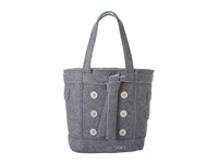 Ogio Hamptons Tote Light Gray Felt Tote Handbags