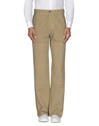 Dekker Trousers Casual Trousers Men Military Green