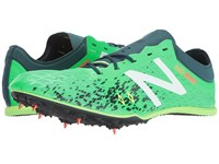 New Balance Md800v5 Middle Distance Spike Green Grey Men's Shoes