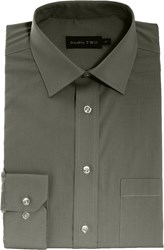 Double Two Formal Shirt Green
