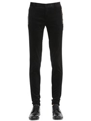 Balmain Cotton Velvet Pants