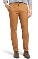 Bonobos Men's Tailored Fit Washed Chinos Tree House
