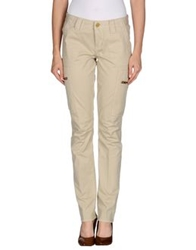 Tory Burch Casual Pants Beige